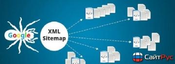 Создание карты сайта XML.